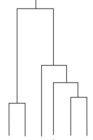 Clustering Algorithms in Machine Learning -dendrogram